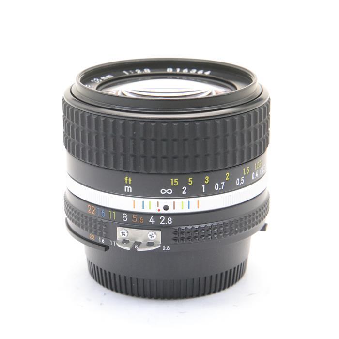 【あす楽】 【中古】 《美品》 Nikon Ai Nikkor 28mm F2.8S [ Lens   交換レンズ ]
