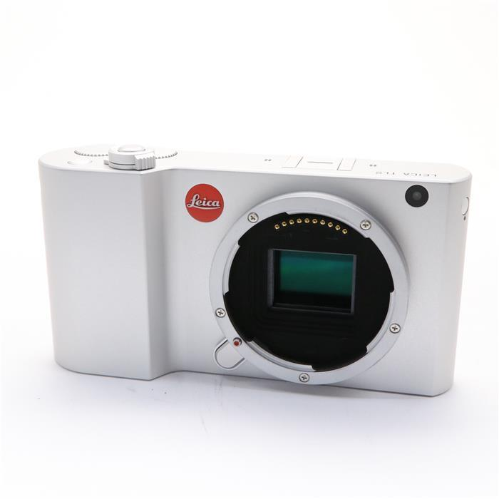 【あす楽】 【中古】 《新同品》 Leica TL2 シルバー [ デジタルカメラ ]