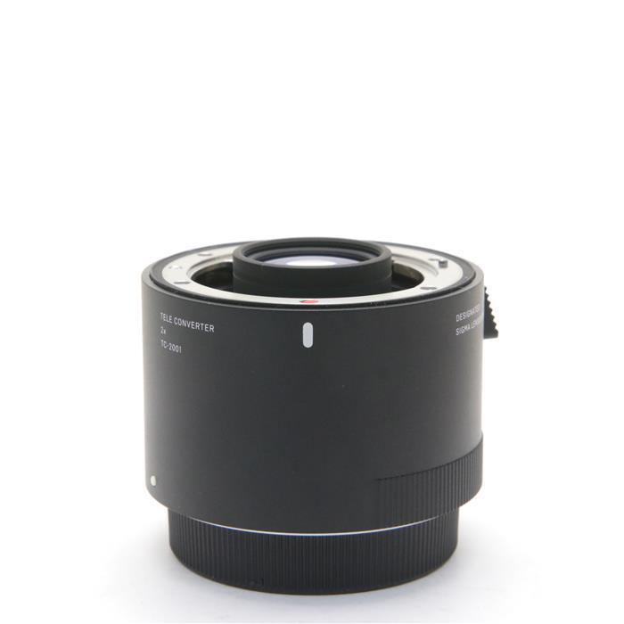 【あす楽】 【中古】 《美品》 SIGMA テレコンバーター TC-2001 (シグマ用) [ Lens | 交換レンズ ]