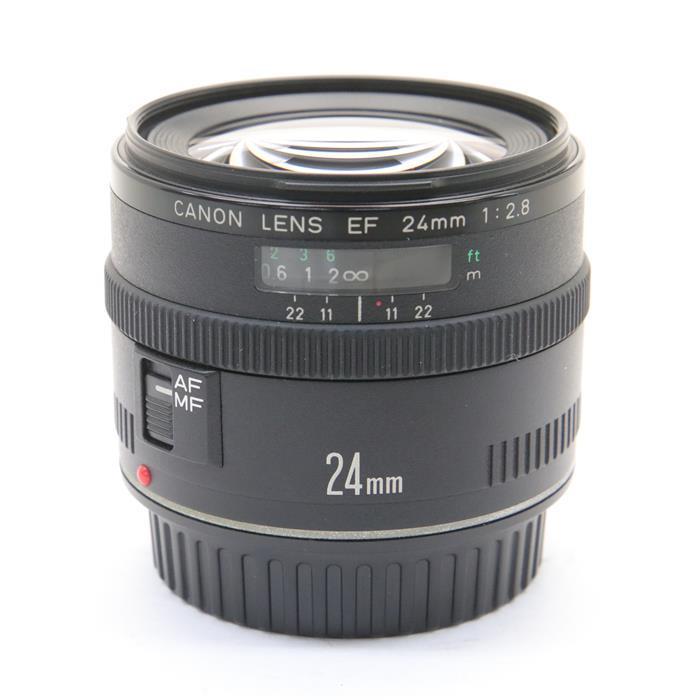 【あす楽】 【中古】 《美品》 Canon EF24mm F2.8 [ Lens | 交換レンズ ]