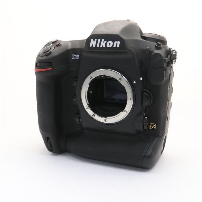 【あす楽】 【中古】 《美品》 Nikon D5 ボディ(CF-Type) [ デジタルカメラ ]