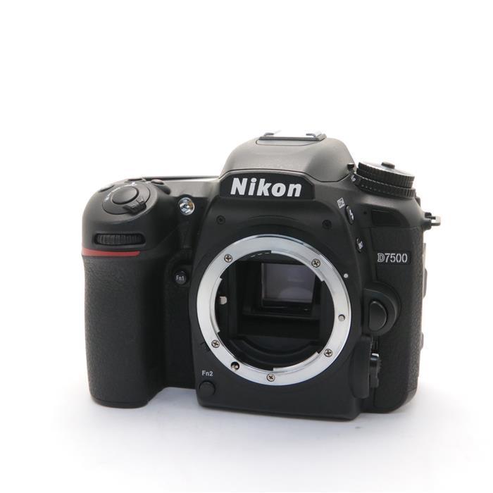 【あす楽】 【中古】 《並品》 Nikon D7500 ボディ [ デジタルカメラ ]