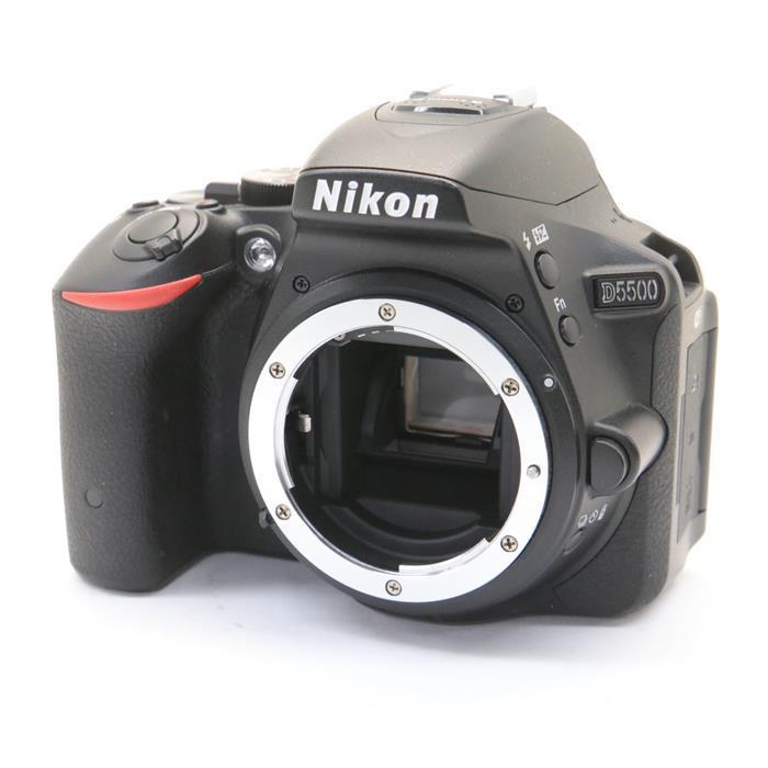 【あす楽】 【中古】 《美品》 Nikon D5500 ボディ ブラック [ デジタルカメラ ]