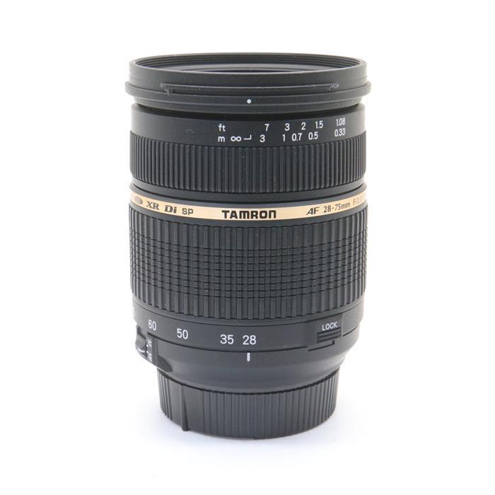 【あす楽】 【中古】 《美品》 TAMRON SP28-75mm F2.8 XR Di LD ASPH IF Macro A09NII(ニコン用) [ Lens | 交換レンズ ]