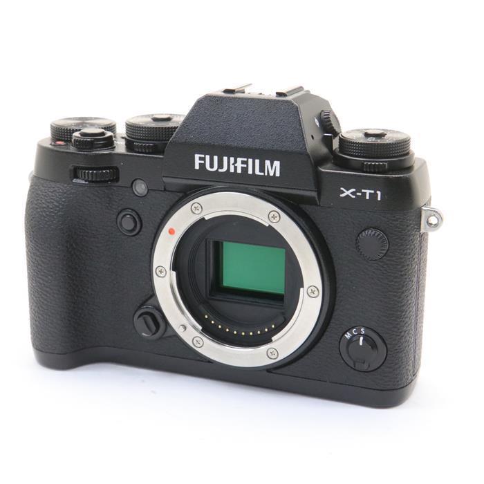 【あす楽】 【中古】 《並品》 FUJIFILM X-T1 ボディ ブラック [ デジタルカメラ ]