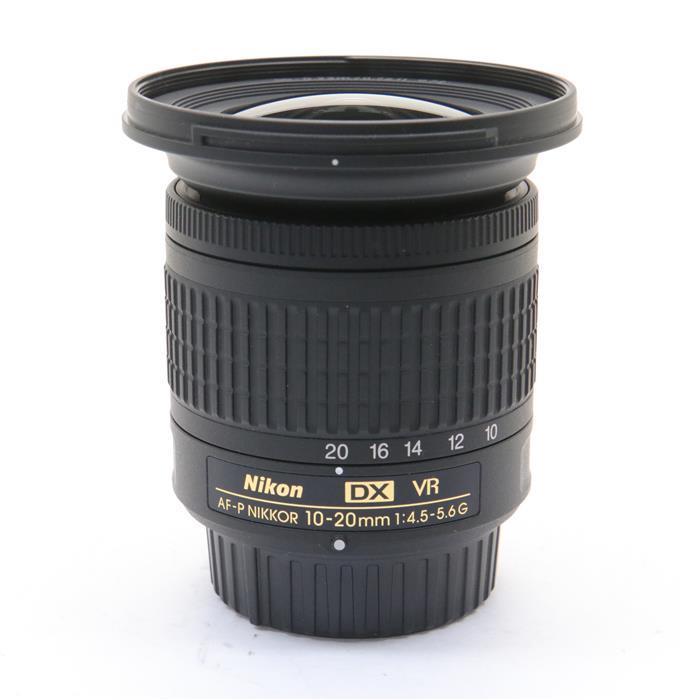 【あす楽】 【中古】 《美品》 Nikon AF-P DX NIKKOR 10-20mm F4.5-5.6G VR [ Lens   交換レンズ ]