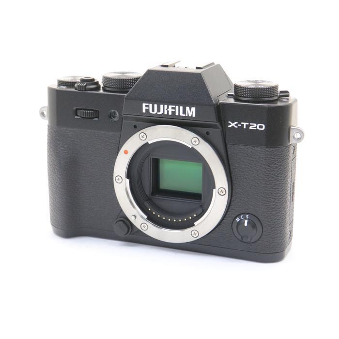【あす楽】 【中古】 《美品》 FUJIFILM X-T20 ボディ ブラック [ デジタルカメラ ]