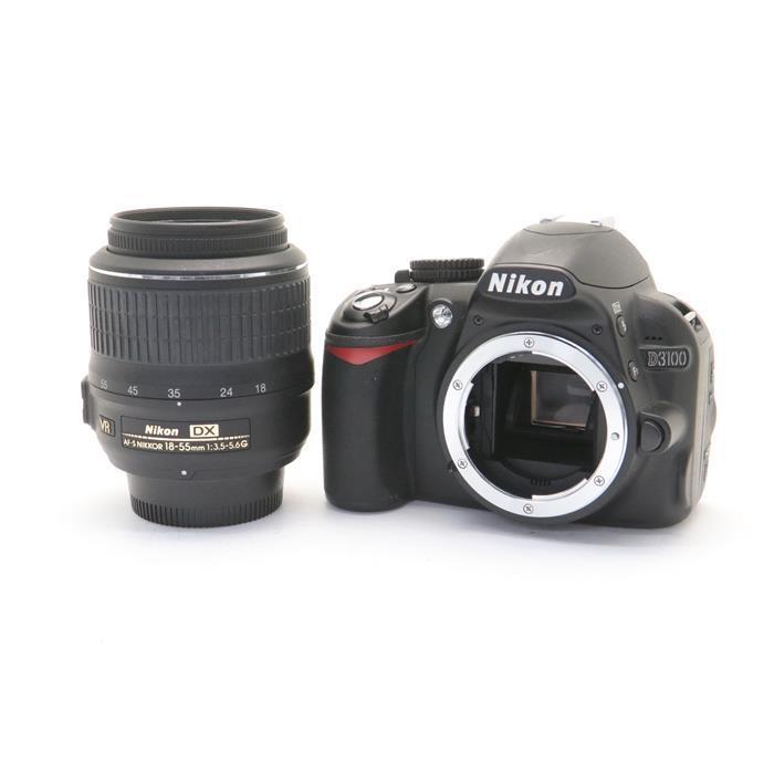 【あす楽】 【中古】 《良品》 Nikon D3100レンズキット [ デジタルカメラ ]