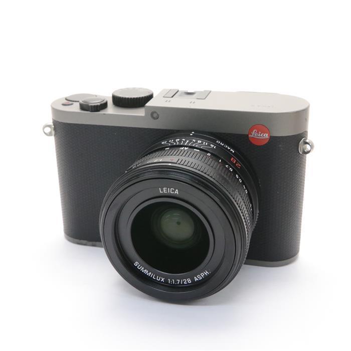【あす楽】 【中古】 《良品》 Leica Q(Typ116) チタングレー [ デジタルカメラ ]