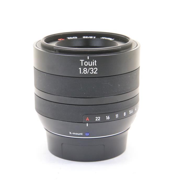 【あす楽】 【中古】 《良品》 Carl Zeiss Touit 32mm F1.8(フジフイルムX用) [ Lens | 交換レンズ ]