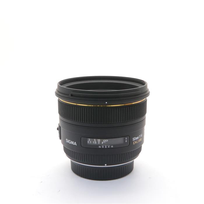 【あす楽】 【中古】 《美品》 SIGMA 50mm F1.4 EX DG HSM(ペンタックス用) [ Lens | 交換レンズ ]