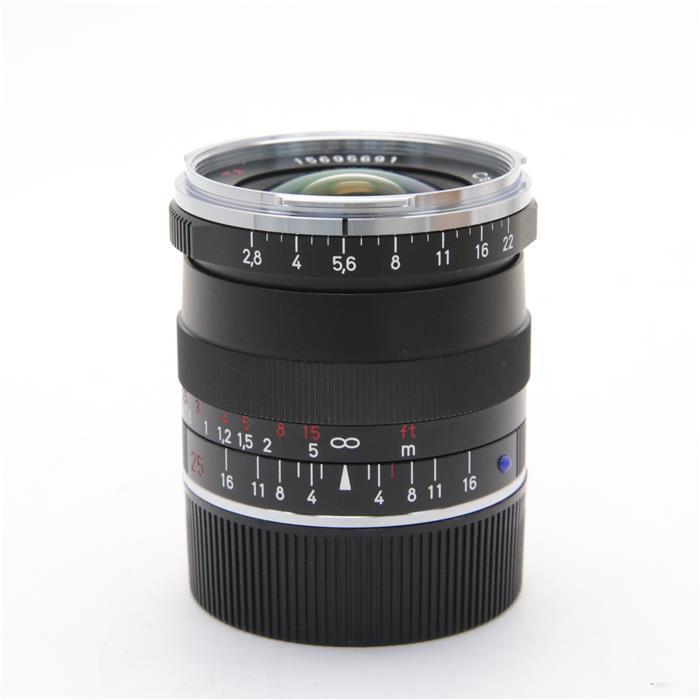 【あす楽】 【中古】 《美品》 Carl Zeiss Biogon T* 25mm F2.8 ZM ブラック [ Lens | 交換レンズ ]
