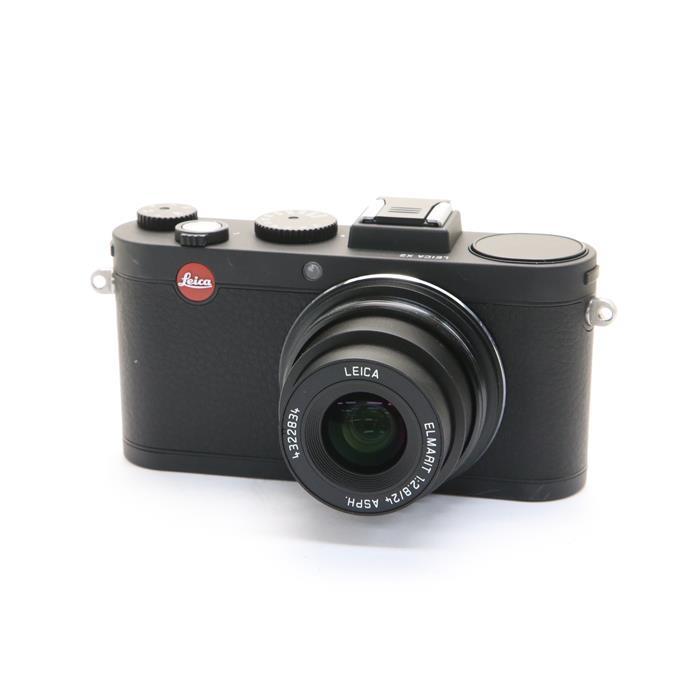 【あす楽】 【中古】 《良品》 Leica X2 ブラック [ デジタルカメラ ]