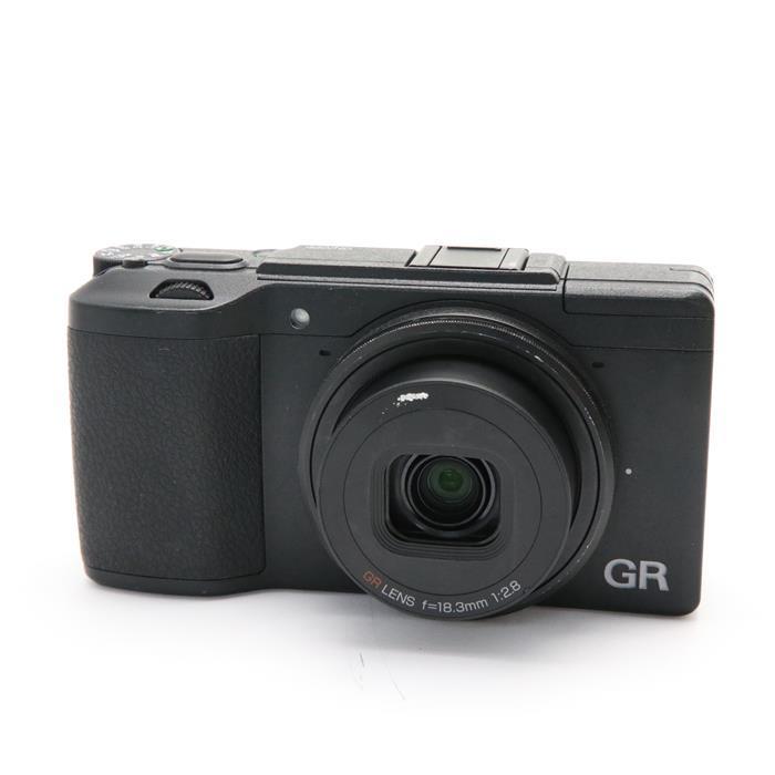 【あす楽】 【中古】 《並品》 RICOH GR II [ デジタルカメラ ]