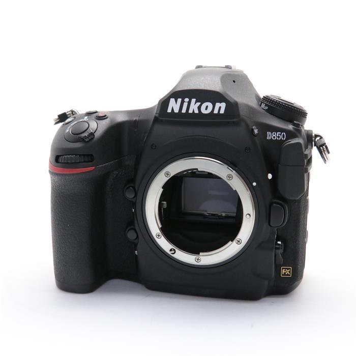 【代引き手数料無料!】 【あす楽】 【中古】 《良品》 Nikon D850 ボディ [ デジタルカメラ ]