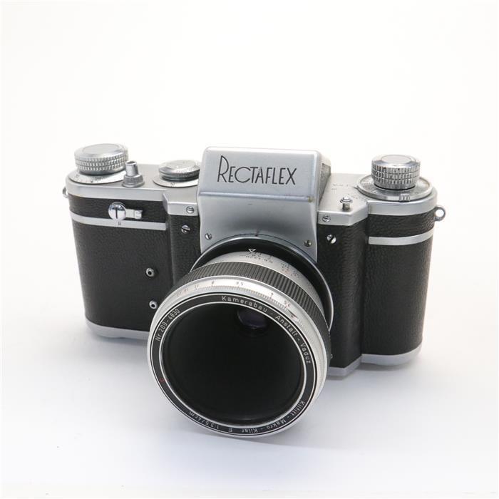 【あす楽】 【中古】 《並品》 その他 Rectaflex 1300 + Makro-Kilar 40mm F3.5セット