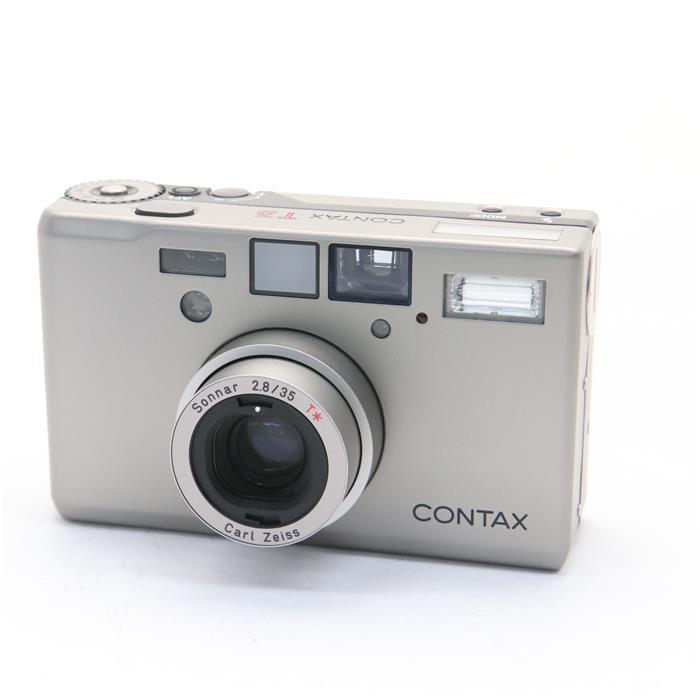 【あす楽】 【中古】 《美品》 CONTAX T3 D
