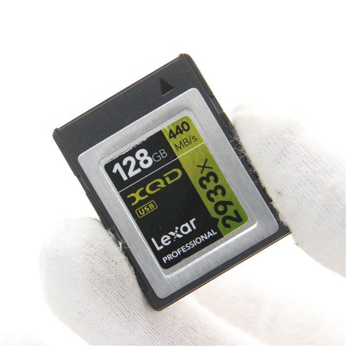 【あす楽】 【中古】 《美品》 LEXAR Professional 2933x XQD2.0カード 128GB LXQD128GCRBJP29