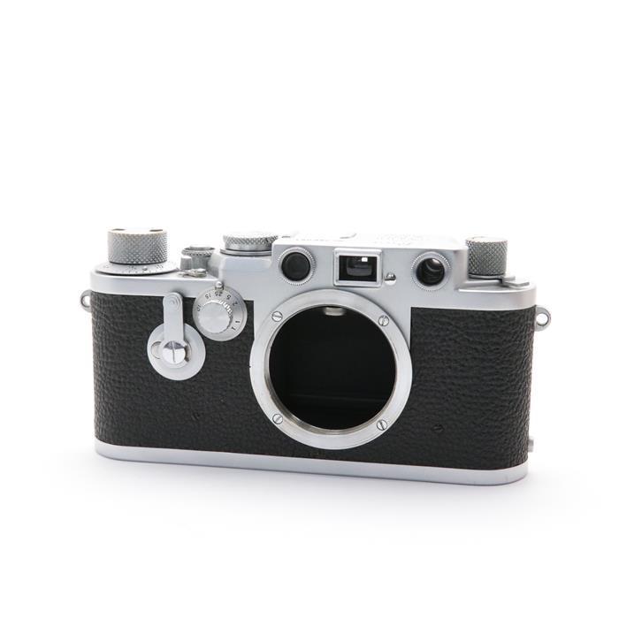 【あす楽】 【中古】 《良品》 Leica IIIf レッドシンクロ (セルフ付) 【ファインダー内清掃/シャッター幕部品交換/各部点検済】