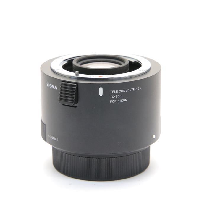 【あす楽】 【中古】 《良品》 SIGMA テレコンバーター TC-2001 (ニコン用) [ Lens | 交換レンズ ]