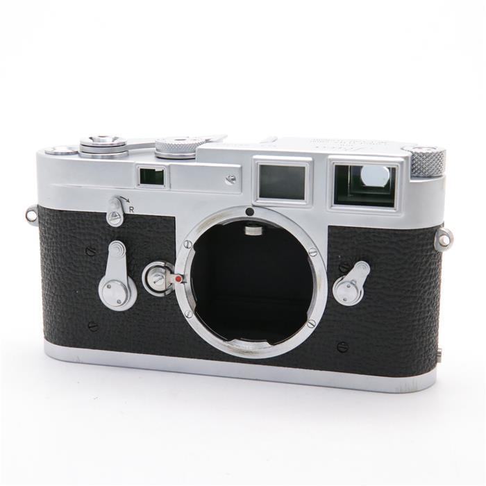 【あす楽】 【中古】 《並品》 Leica M3 (1回巻き上げ) 【オーバーホール済】