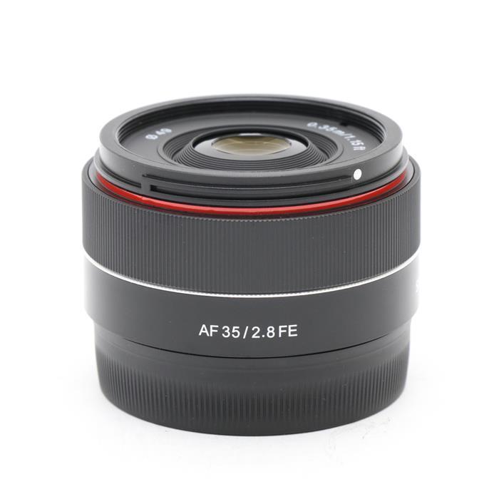 【あす楽】 【中古】 《新同品》 SAMYANG AF 35mm F2.8 FE (ソニーE用/フルサイズ対応) [ Lens   交換レンズ ]