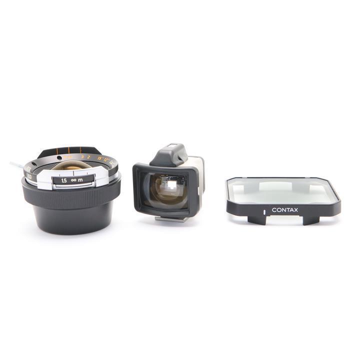 【あす楽】【中古【あす楽】】 《美品》 CONTAX【中古】 Hologon T*16mm T*16mm F8(G) [ Lens | 交換レンズ ], キタウワグン:9e482789 --- officewill.xsrv.jp
