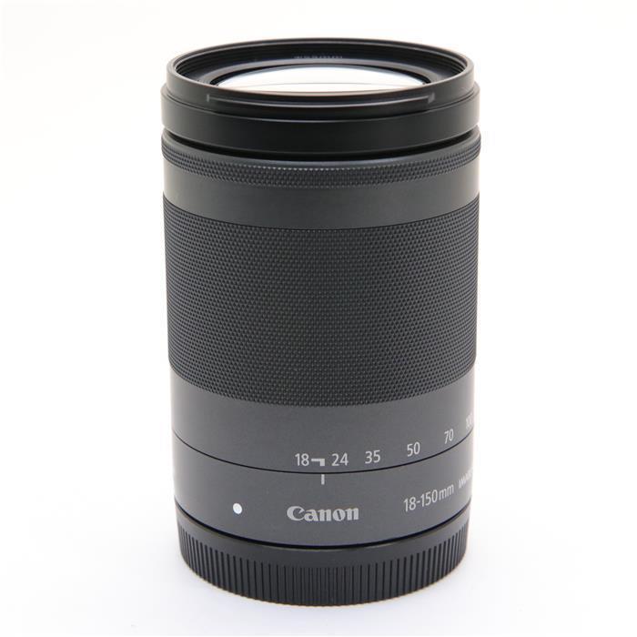 【あす楽】 【中古】 《良品》 Canon EF-M18-150mm F3.5-6.3 IS STM ブラック [ Lens | 交換レンズ ]