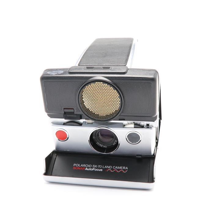 最新最全の 【あす楽】 Polaroid【中古 AF】 《難有品》 Polaroid Polaroid【あす楽】 SX-70 AF, ハルエチョウ:ea7323eb --- totem-info.com