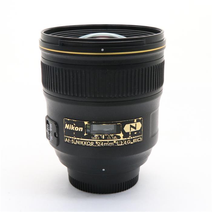 【あす楽】 【中古】 《並品》 Nikon AF-S NIKKOR 24mm F1.4G ED [ Lens | 交換レンズ ]