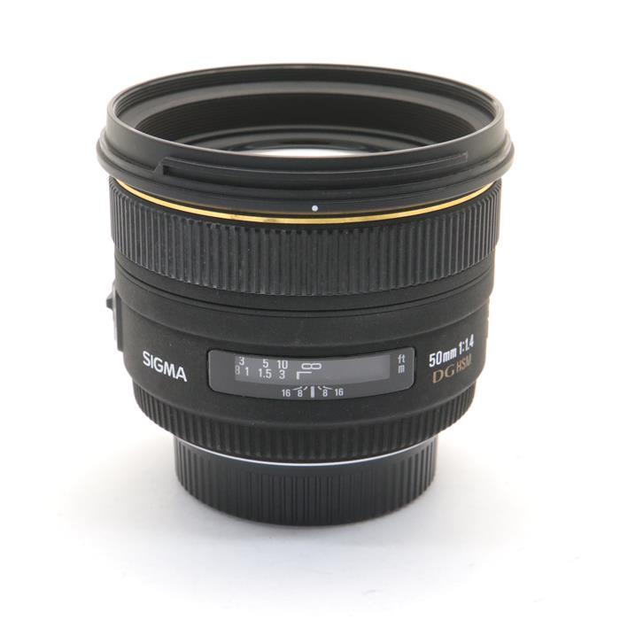 【あす楽】 [【中古【中古】】 《並品》 SIGMA   50mm F1.4 EX DG HSM(ニコン用) [ Lens   交換レンズ ], トップランド:b8562c7e --- officewill.xsrv.jp