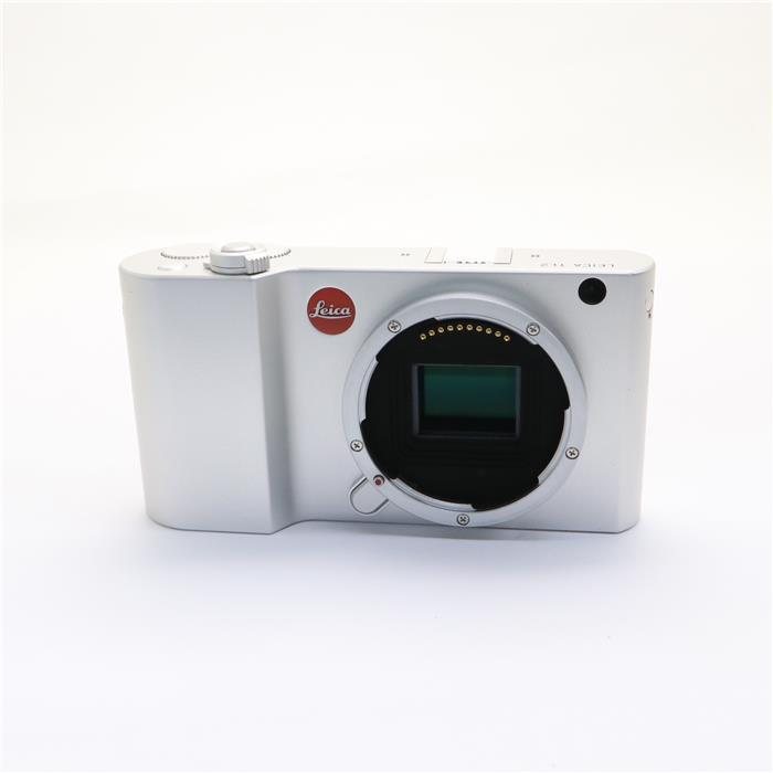 【あす楽】 【中古】 《良品》 Leica TL2 シルバー 【ライカカメラジャパンにてセンサークリーニング/各部点検済】 [ デジタルカメラ ]