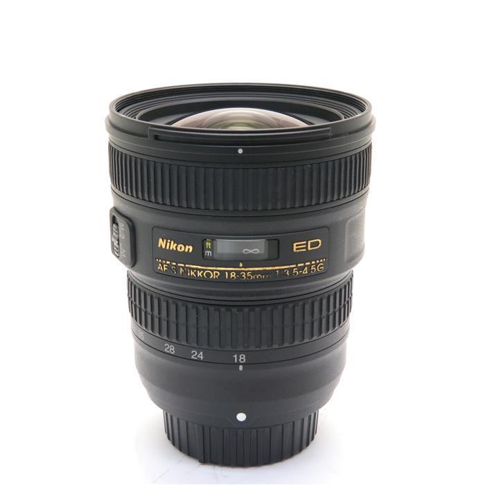 【あす楽】【中古 18-35mm 《並品》】 《並品》 ED Nikon AF-S NIKKOR 18-35mm F3.5-4.5G ED, コナガイチョウ:26e577f7 --- officewill.xsrv.jp