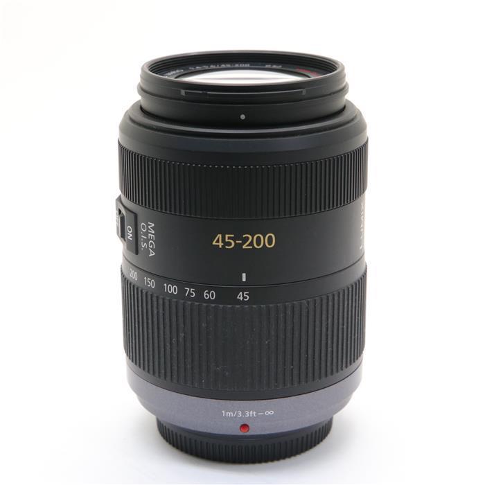 【あす楽】 【中古】 《良品》 Panasonic LUMIX G VARIO 45-200mm F4.0-F5.6 MEGA O.I.S. (マイクロフォーサーズ) [ Lens | 交換レンズ ]