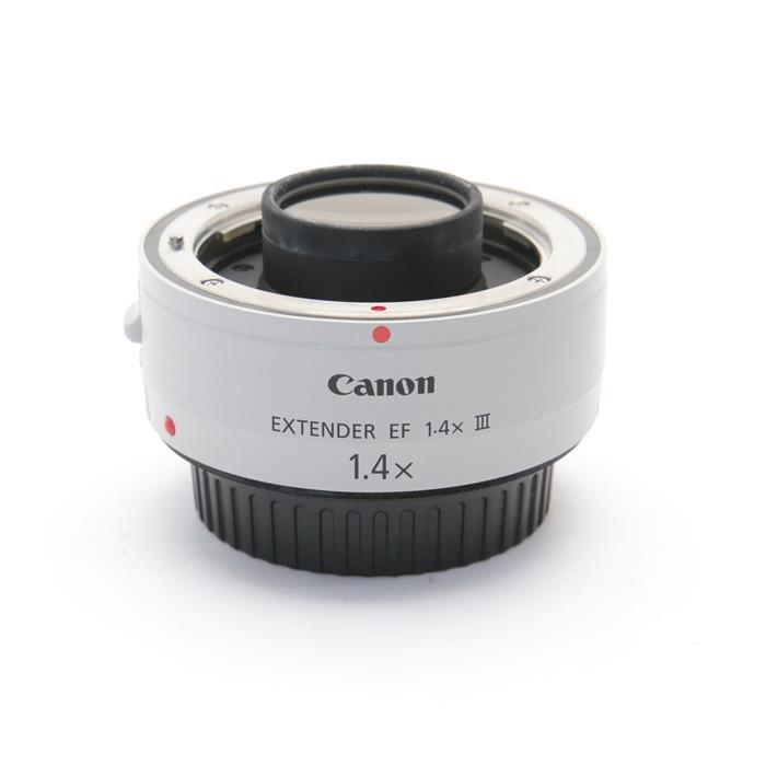 【あす楽】 【中古】 《美品》 Canon エクステンダー EF1.4X III [ Lens | 交換レンズ ]