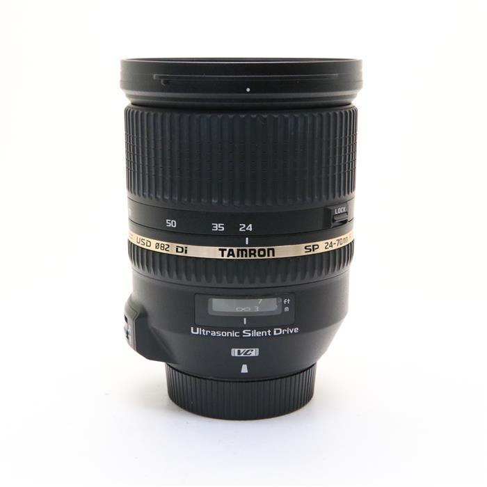【あす楽】 【中古】 《難有品》 TAMRON SP 24-70mm F2.8 Di VC USD/Model A007N(ニコン用) [ Lens | 交換レンズ ]
