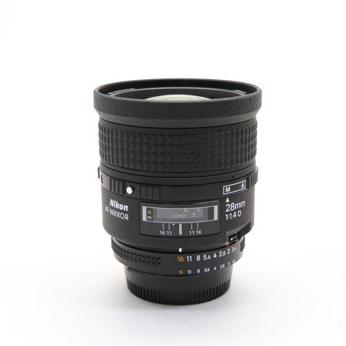 【あす楽】 【中古】 《美品》 Nikon AF 28mm F1.4D [ Lens | 交換レンズ ]