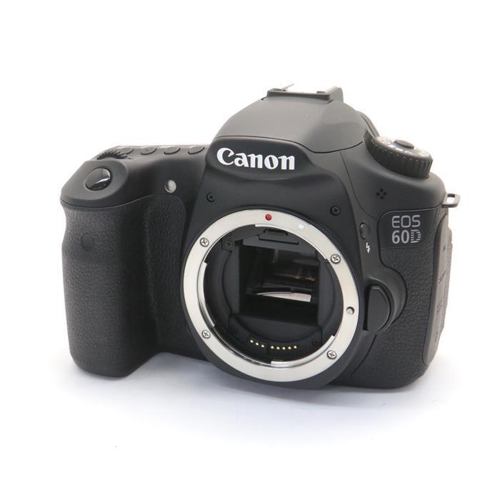 【あす楽】 【中古】 《美品》 Canon EOS 60D ボディ [ デジタルカメラ ]