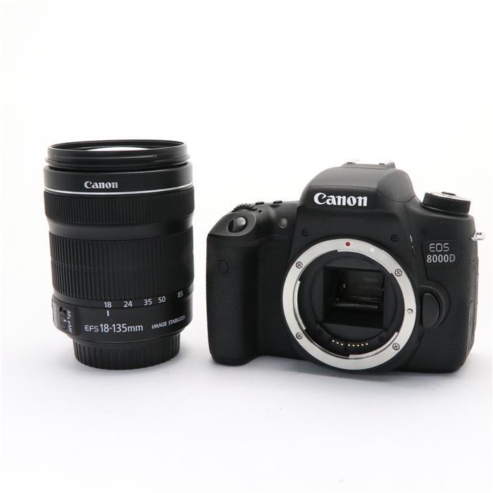 【あす楽】 【中古】 《美品》 Canon EOS 8000D EF-S18-135 IS STM レンズキット [ デジタルカメラ ]