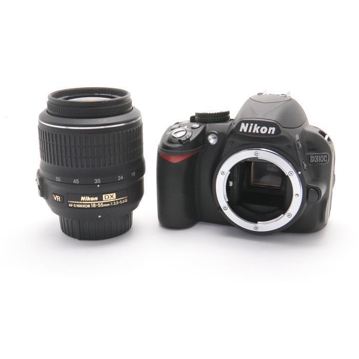 【あす楽】 【中古】 《並品》 Nikon D3100レンズキット [ デジタルカメラ ]