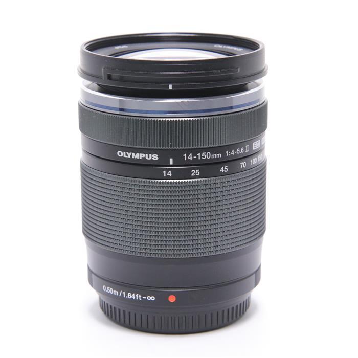 【あす楽】 【中古】 《良品》 OLYMPUS M.ZUIKO DIGITAL ED14-150mm F4.0-5.6 II ブラック(マイクロフォーサーズ) [ Lens | 交換レンズ ]