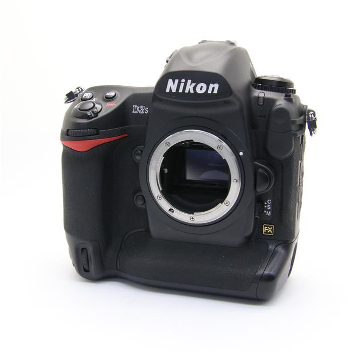 【あす楽】 【中古】 《良品》 Nikon D3Sボディ [ デジタルカメラ ]
