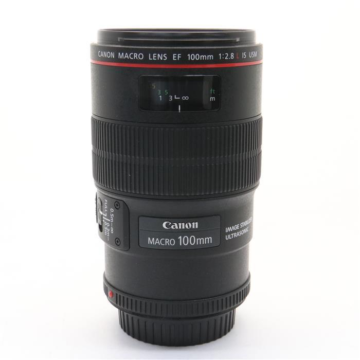 【あす楽】 【中古】 《良品》 Canon EF100mm F2.8Lマクロ IS USM [ Lens | 交換レンズ ]