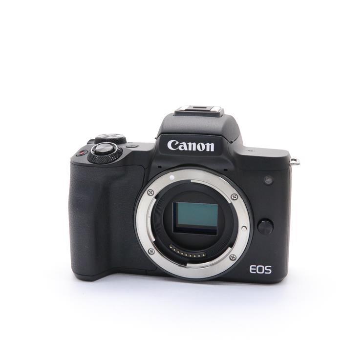 【あす楽】 【中古】 《美品》 Canon EOS Kiss M ボディ ブラック [ デジタルカメラ ]