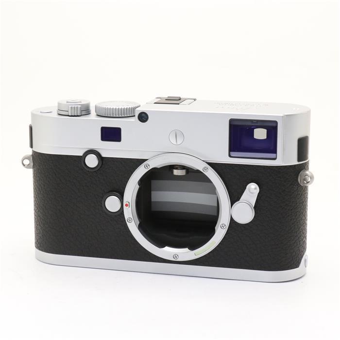 【あす楽】 【中古】 《美品》 Leica M-P(Typ240) シルバークローム 【ライカカメラジャパンにてセンサークリーニング/各部点検済】 [ デジタルカメラ ]