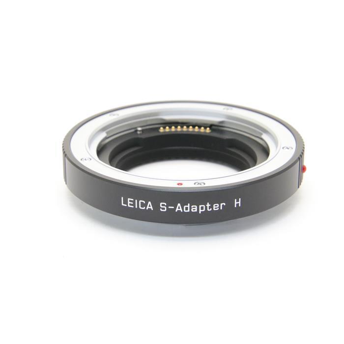 【あす楽】 【中古】 《美品》 Leica マウントアダプター SアダプターH ハッセルブラッドHレンズ/ライカSボディ