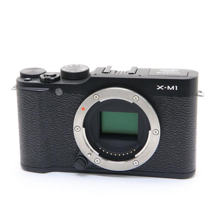 【あす楽】 【中古】 《良品》 FUJIFILM X-M1 ボディ ブラック [ デジタルカメラ ]