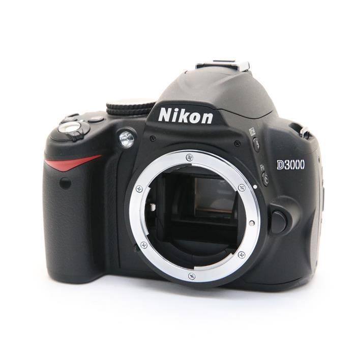 【あす楽】 【中古】 《並品》 Nikon D3000 ボディ [ デジタルカメラ ]