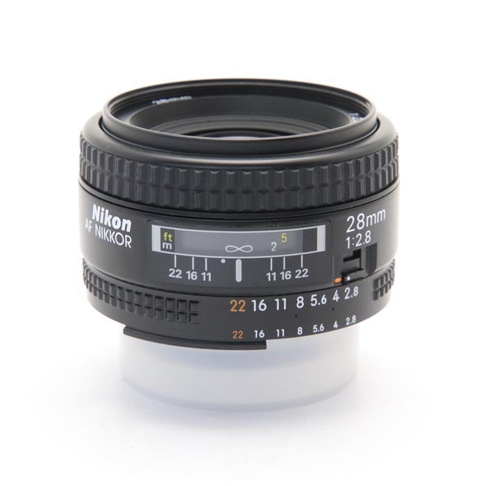 【あす楽】 【中古】 《良品》 Nikon AF 28mm F2.8 (旧) [ Lens | 交換レンズ ]