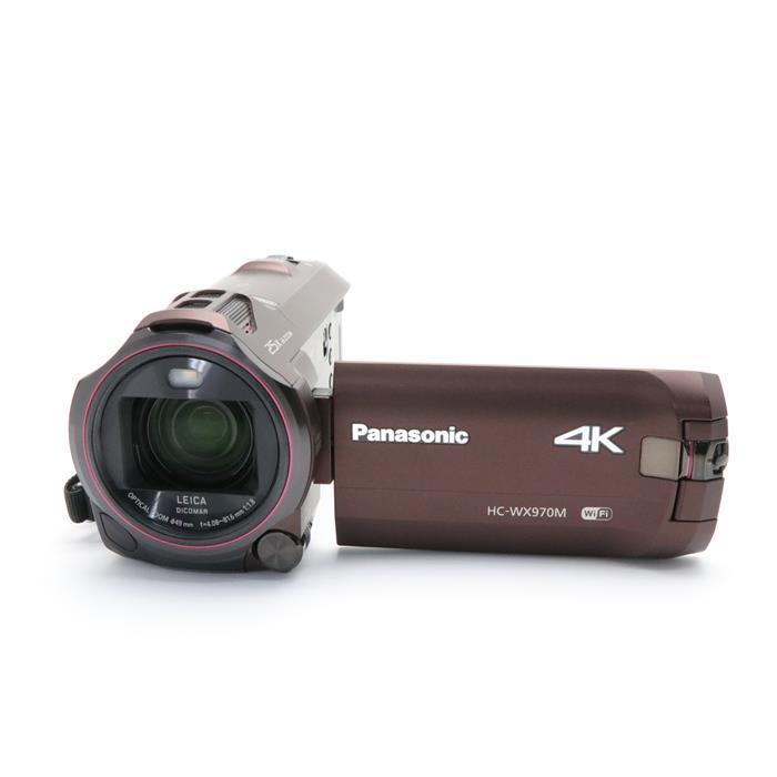 【ラッピング不可】 【あす楽】【中古 [】 ] 《美品》 Panasonic デジタル4Kビデオカメラ HC-WX970M-T HC-WX970M-T ブラウン [ デジタルカメラ ], LTD online:037b4395 --- totem-info.com